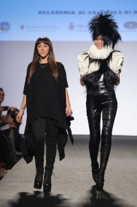 Mittelmoda The fashion award 2011. Trionfano Gea Antonini e Federica Croce