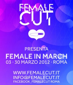FEMALE AFTER TEA il 25 Marzo a Roma