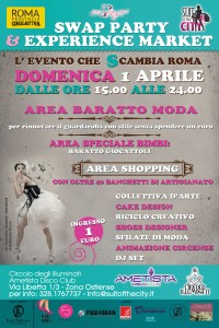 Swap Party. L'evento che (s)cambia Roma