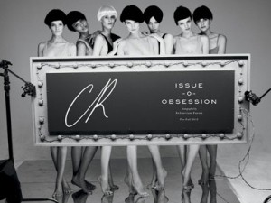 CR Fashion Book. Il fashion magazine personale di Carine Roitfeld