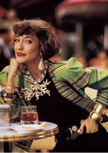 Un anno senza Loulou de la Falaise
