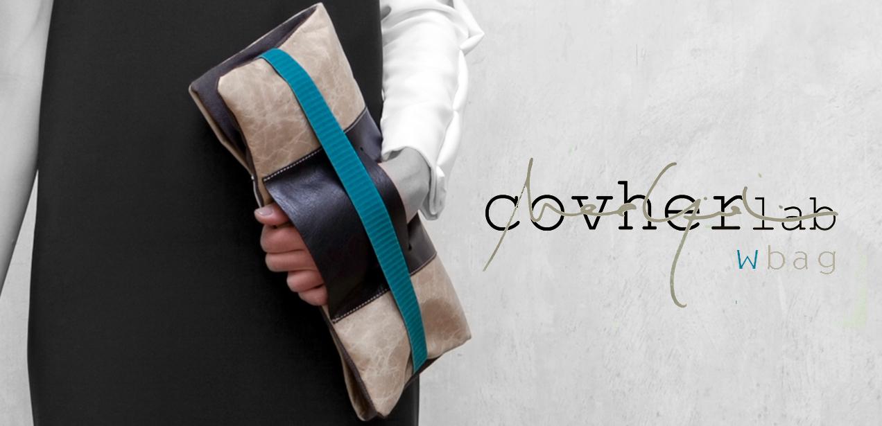 Covherlab wbag 2, presso Presqu*ile design store in via del corallo 19 a Roma