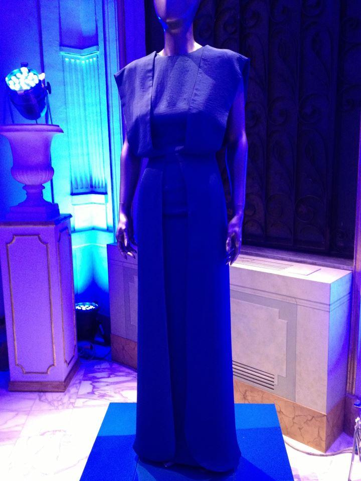 Be Blue Be Balestra, creazione di Caterina Gatta