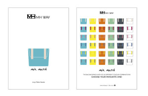 Mix Match. Il progetto di Makio Hasuike per MH Way