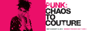 PUNK. Chaos to Couture al MET BALL 2013