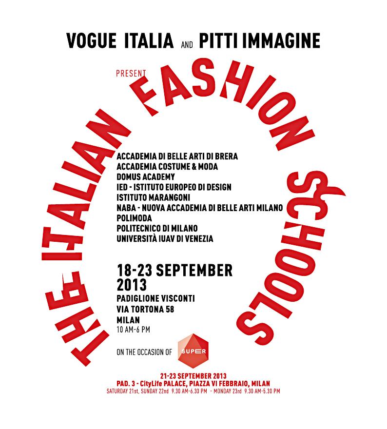 Settembre 2013 l accademia costume moda fra roma e for Accademia fashion design milano