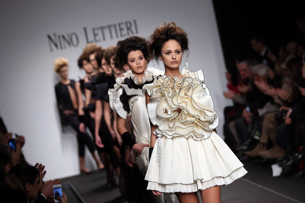 Nino Lettieri - Runway - AltaRoma AltaModa