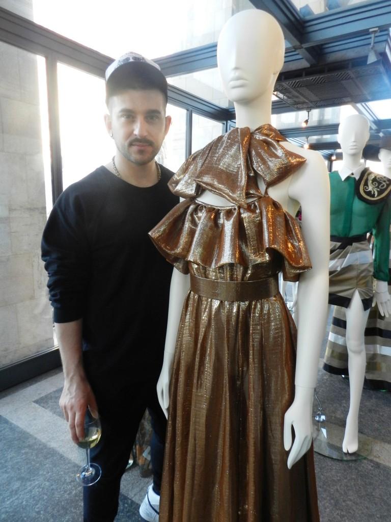 daniele-carlotta-ritratto-fw-2014-15-stilista-milano-fashion-week
