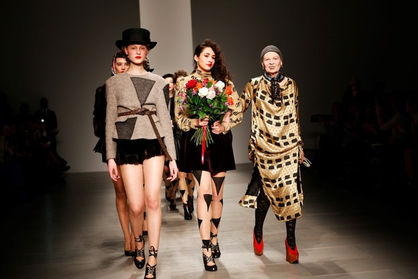 Vivienne Westwood Red Label: Runway - London Fashion Week AW14