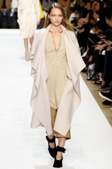 Chloé autunno inverno  Paris Fashion Week