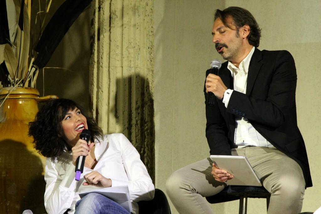 Lorenza Fruci, Pierpaolo Sammartino | ph. Cristina Balestra