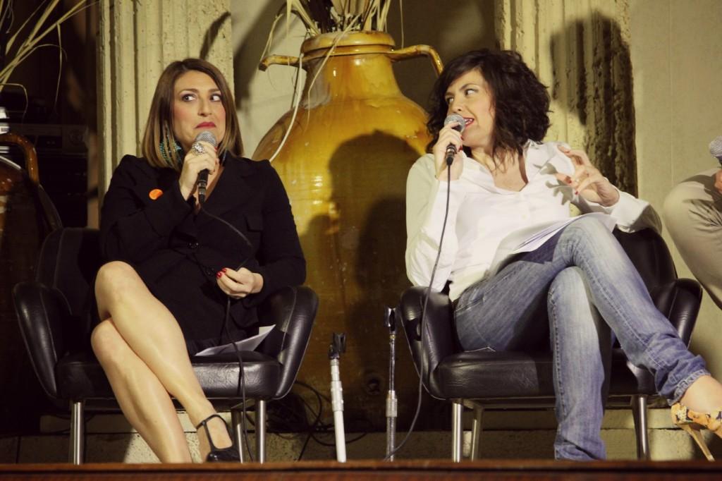 Talk 2 | ph. Cristina Balestra