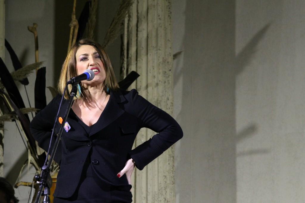 Carmela Ricci | Ph.: Cristina Balestra