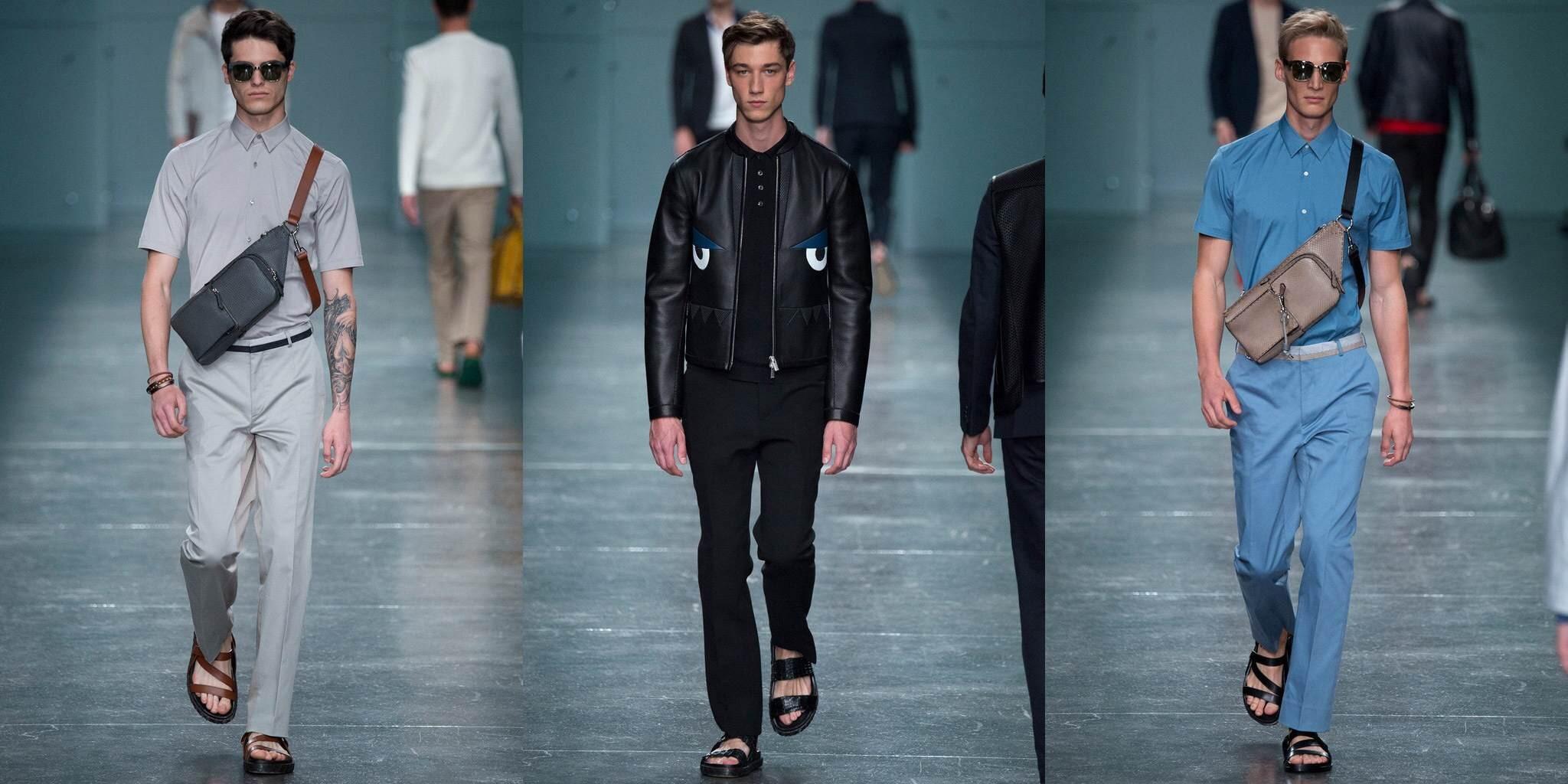 Fendi-Milano-Moda-Uomo-PE-2015