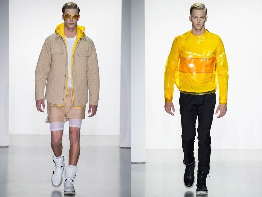 Calvin Klein SS15 Collection