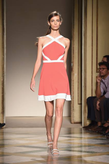 Chicca Lualdi - Runway - Milan Fashion Week Womenswear Spring/Summer 2015