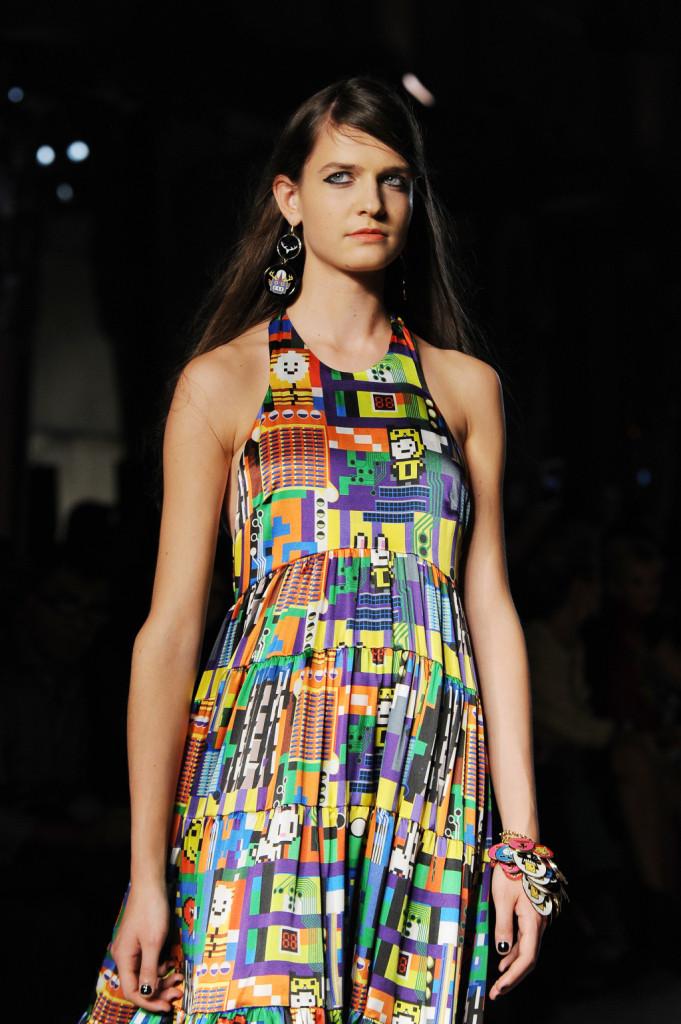 N-U-D-E New Upcoming Designers - Leitmotiv - Runway - Milan Fashion Week Womenswear Spring/Summer 2015