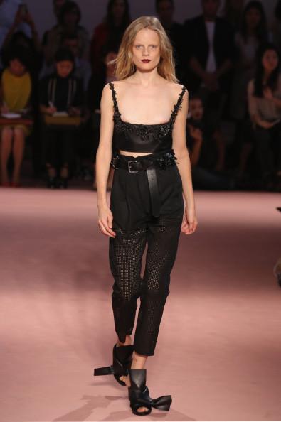 N°21 - Runway - Milan Fashion Week Womenswear Spring/Summer 2015