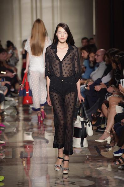 Andrea Incontri - Runway - Milan Fashion Week Womenswear Spring/Summer 2015