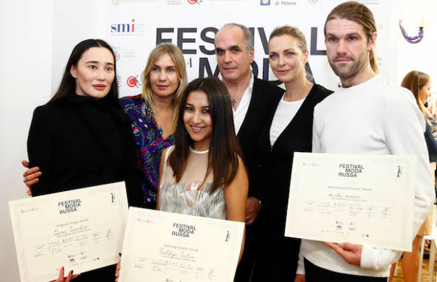 FMR2014_Ainur-Turisbek-Tatiana-Souchtcheva-Zulfiya-Sulton-Roberto-Chinello-Simonetta-Gianfelici-Sasha-Kanevski-620x400